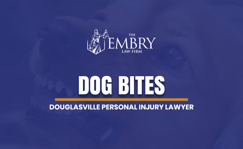 Douglasville Dog Bite Lawyer