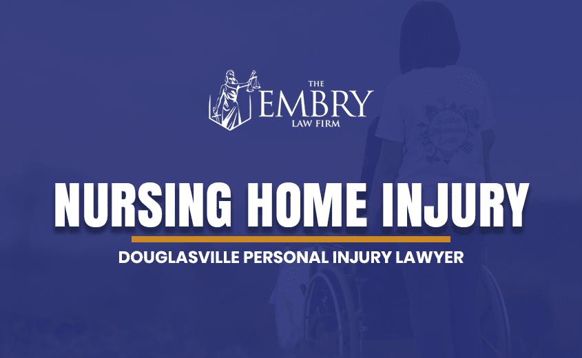 Douglasville Nursing Home Lawyer