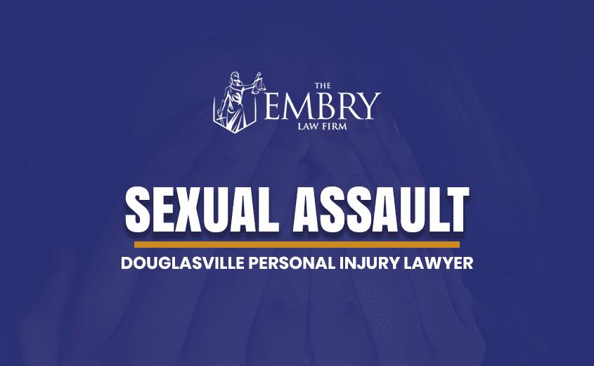 Douglasville Sexual Assault Lawyer