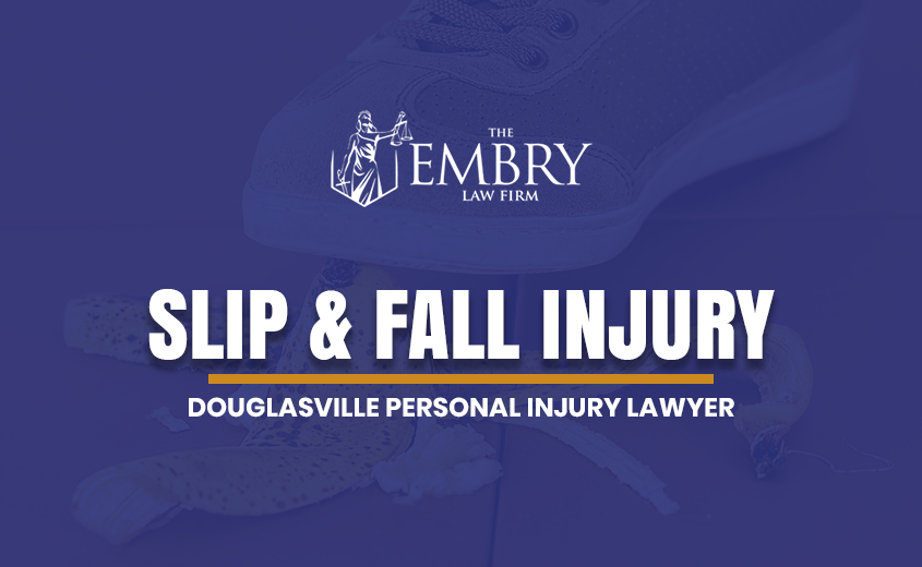 Douglasville Slip & Fall Lawyer