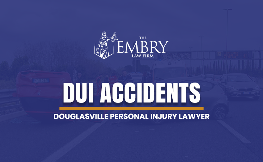 Douglasville DUI Accident Lawyer