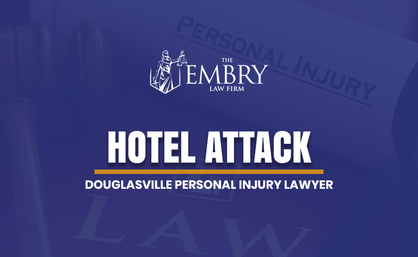 Douglasville Hotel Attack Lawyer