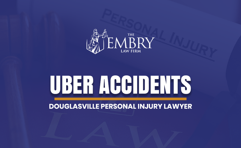 Douglasville Uber Accident Lawyer