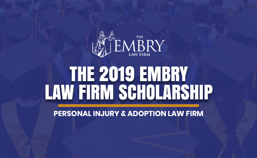 The 2019 Embry Law Firm Scholarship